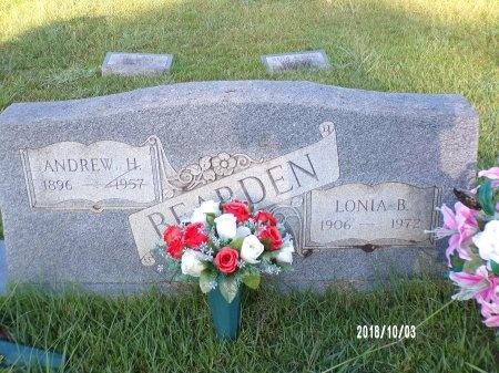 BEARDEN, ANDREW HENRY - Union County, Louisiana | ANDREW HENRY BEARDEN - Louisiana Gravestone Photos