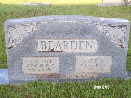 "BEARDEN, CICERO MAREZETTE ""DUB"" - Union County, Louisiana | CICERO MAREZETTE ""DUB"" BEARDEN - Louisiana Gravestone Photos"