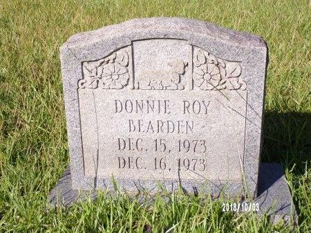 BEARDEN, DONNIE ROY - Union County, Louisiana | DONNIE ROY BEARDEN - Louisiana Gravestone Photos