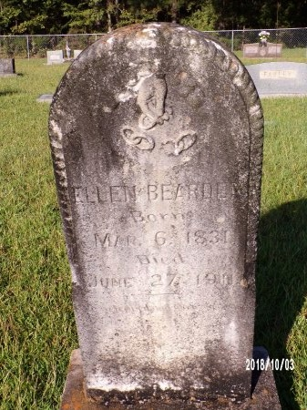 BEARDEN, ELLEN - Union County, Louisiana | ELLEN BEARDEN - Louisiana Gravestone Photos