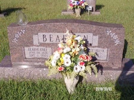 BEARDEN, ELAINE - Union County, Louisiana | ELAINE BEARDEN - Louisiana Gravestone Photos