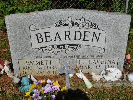 BEARDEN, EMMETT - Union County, Louisiana | EMMETT BEARDEN - Louisiana Gravestone Photos