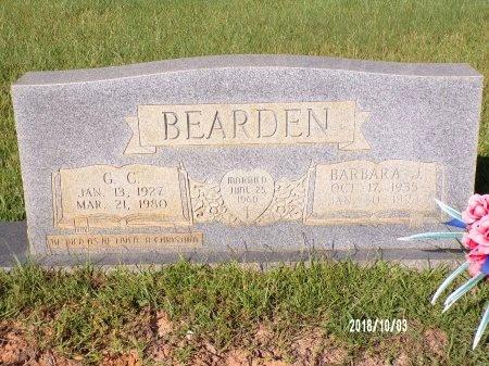 BEARDEN, G C - Union County, Louisiana | G C BEARDEN - Louisiana Gravestone Photos