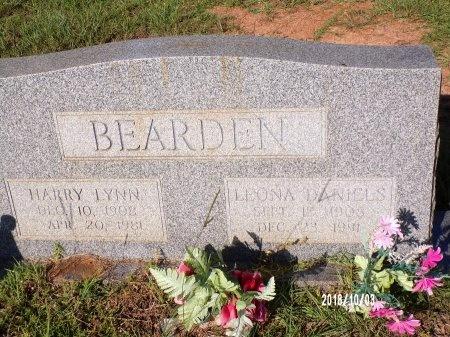 BEARDEN, LEONA - Union County, Louisiana | LEONA BEARDEN - Louisiana Gravestone Photos