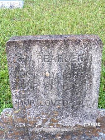 "BEARDEN, JAMES BELL ""JIM"" - Union County, Louisiana | JAMES BELL ""JIM"" BEARDEN - Louisiana Gravestone Photos"