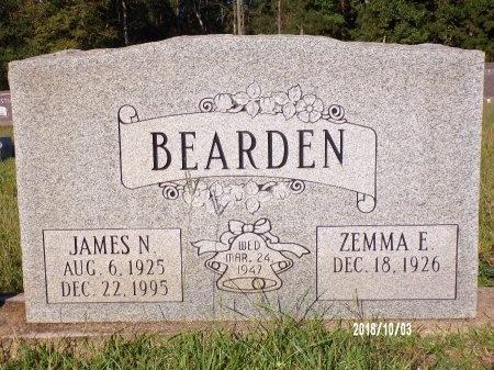 BEARDEN, JAMES N - Union County, Louisiana | JAMES N BEARDEN - Louisiana Gravestone Photos