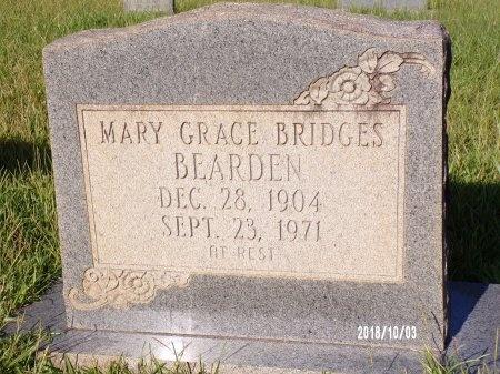 BEARDEN, MARY GRACE - Union County, Louisiana   MARY GRACE BEARDEN - Louisiana Gravestone Photos