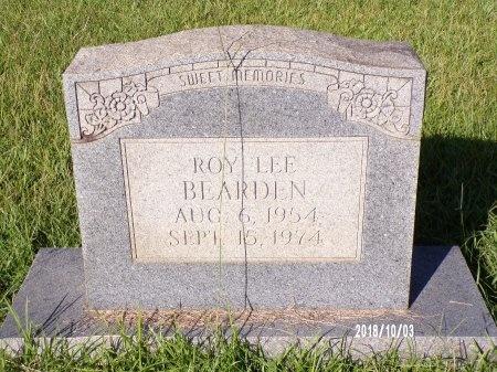 BEARDEN, ROY LEE - Union County, Louisiana   ROY LEE BEARDEN - Louisiana Gravestone Photos