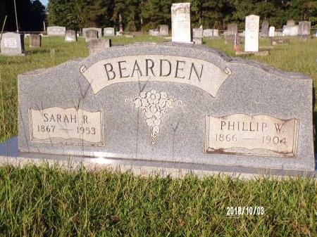 BEARDEN, SARAH REBECCA - Union County, Louisiana | SARAH REBECCA BEARDEN - Louisiana Gravestone Photos