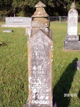 BEARDEN, SUSAN JANE - Union County, Louisiana   SUSAN JANE BEARDEN - Louisiana Gravestone Photos