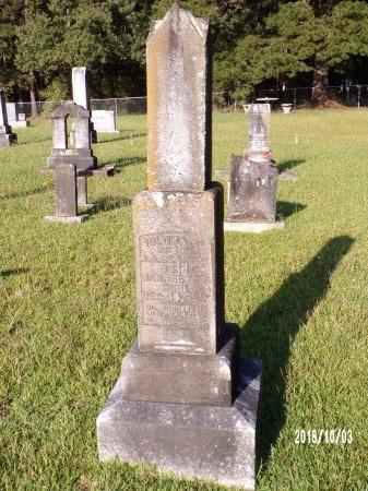 BEARDEN, TOLITHA MATILDA - Union County, Louisiana   TOLITHA MATILDA BEARDEN - Louisiana Gravestone Photos