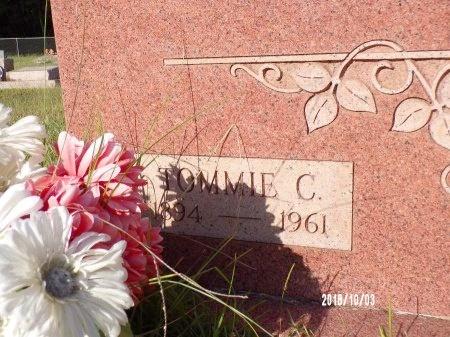 BEARDEN, TOMMIE C (CLOSE UP) - Union County, Louisiana | TOMMIE C (CLOSE UP) BEARDEN - Louisiana Gravestone Photos