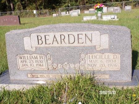 BEARDEN, MARY LUCILLE  - Union County, Louisiana | MARY LUCILLE  BEARDEN - Louisiana Gravestone Photos