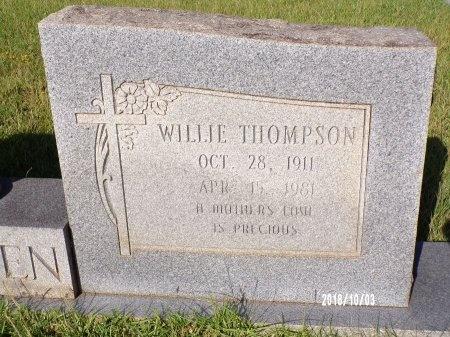 BEARDEN, WILLIE (CLOSE UP) - Union County, Louisiana | WILLIE (CLOSE UP) BEARDEN - Louisiana Gravestone Photos