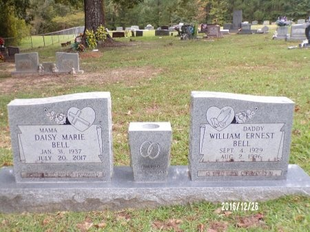 BELL, WILLIAM ERNEST - Union County, Louisiana | WILLIAM ERNEST BELL - Louisiana Gravestone Photos