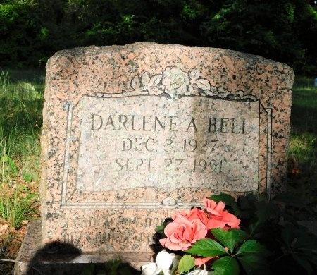 BELL, DARLENE A - Union County, Louisiana   DARLENE A BELL - Louisiana Gravestone Photos