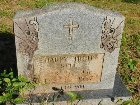BELL, HARRY TRUIT - Union County, Louisiana | HARRY TRUIT BELL - Louisiana Gravestone Photos
