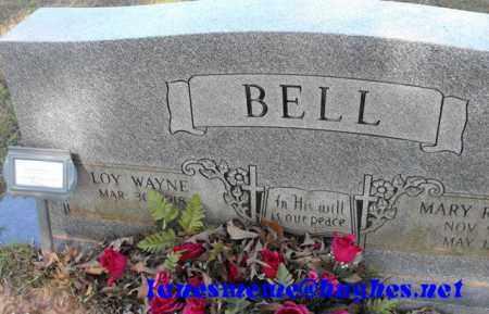 BELL, LOY WAYNE, JR - Union County, Louisiana   LOY WAYNE, JR BELL - Louisiana Gravestone Photos
