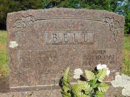 BELL, OCTAVIE - Union County, Louisiana | OCTAVIE BELL - Louisiana Gravestone Photos