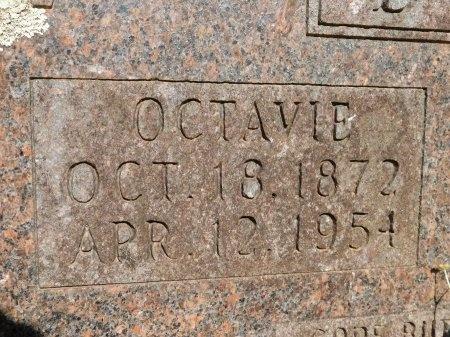 BELL, OCTAVIE (CLOSE UP) - Union County, Louisiana | OCTAVIE (CLOSE UP) BELL - Louisiana Gravestone Photos