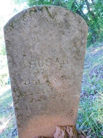 BOLTON, SUSAN - Union County, Louisiana | SUSAN BOLTON - Louisiana Gravestone Photos