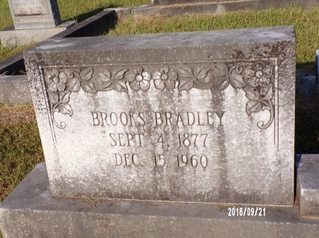 BRADLEY, BROOKS - Union County, Louisiana | BROOKS BRADLEY - Louisiana Gravestone Photos