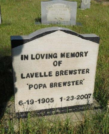 BREWSTER, LAVELLE - Union County, Louisiana | LAVELLE BREWSTER - Louisiana Gravestone Photos