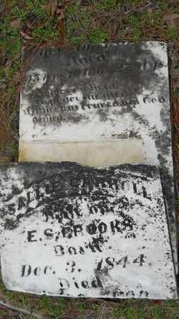 BROOKS, SALLIE - Union County, Louisiana | SALLIE BROOKS - Louisiana Gravestone Photos