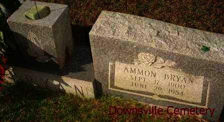 BRYAN, AMMON - Union County, Louisiana | AMMON BRYAN - Louisiana Gravestone Photos