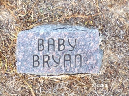 BRYAN, BABY (4) - Union County, Louisiana | BABY (4) BRYAN - Louisiana Gravestone Photos