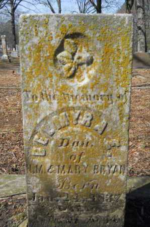 BRYAN, BELMYRA E - Union County, Louisiana | BELMYRA E BRYAN - Louisiana Gravestone Photos