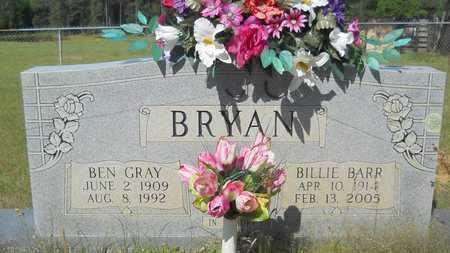 BRYAN, BILLIE - Union County, Louisiana | BILLIE BRYAN - Louisiana Gravestone Photos