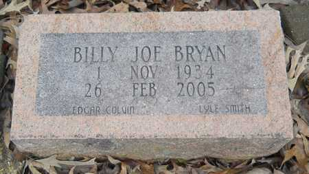 BRYAN, BILLY JOE - Union County, Louisiana | BILLY JOE BRYAN - Louisiana Gravestone Photos