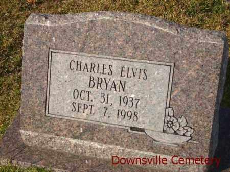 BRYAN, CHARLES ELVIS - Union County, Louisiana | CHARLES ELVIS BRYAN - Louisiana Gravestone Photos