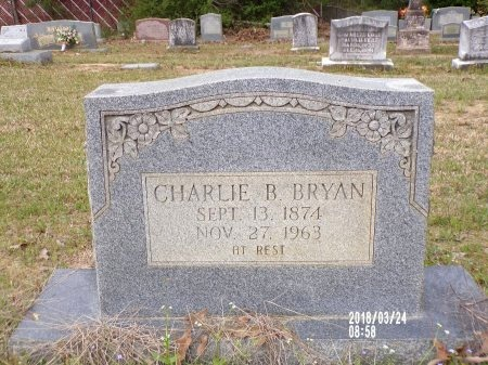 BRYAN, CHARLIE B - Union County, Louisiana | CHARLIE B BRYAN - Louisiana Gravestone Photos