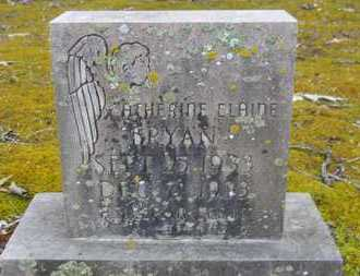 BRYAN, CATHERINE ELAINE - Union County, Louisiana | CATHERINE ELAINE BRYAN - Louisiana Gravestone Photos