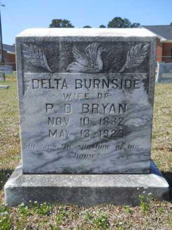 BRYAN, DELTA - Union County, Louisiana   DELTA BRYAN - Louisiana Gravestone Photos