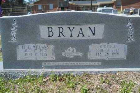 BRYAN, ETHEL - Union County, Louisiana   ETHEL BRYAN - Louisiana Gravestone Photos