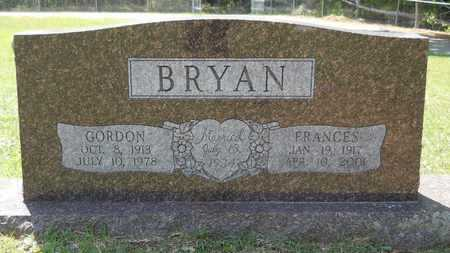 BRYAN, FRANCES - Union County, Louisiana | FRANCES BRYAN - Louisiana Gravestone Photos
