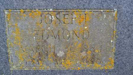BRYAN, JOSEPH EDMOND (CLOSE UP) - Union County, Louisiana | JOSEPH EDMOND (CLOSE UP) BRYAN - Louisiana Gravestone Photos