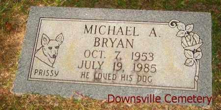 BRYAN, MICHAEL A. - Union County, Louisiana   MICHAEL A. BRYAN - Louisiana Gravestone Photos