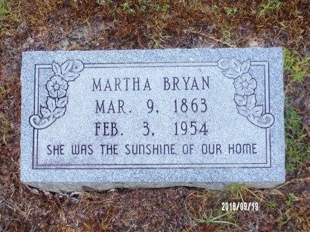 BRYAN, MARTHA ELIZABETH - Union County, Louisiana | MARTHA ELIZABETH BRYAN - Louisiana Gravestone Photos