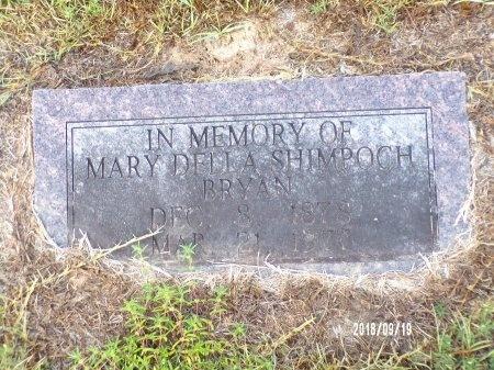 BRYAN, MARY DELLA - Union County, Louisiana | MARY DELLA BRYAN - Louisiana Gravestone Photos