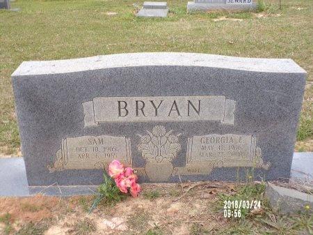 BRYAN, GEORGIA - Union County, Louisiana | GEORGIA BRYAN - Louisiana Gravestone Photos