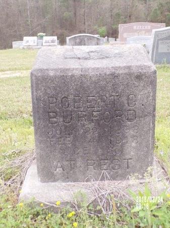 BURFORD, ROBERT C - Union County, Louisiana | ROBERT C BURFORD - Louisiana Gravestone Photos