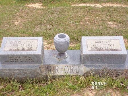 BURFORD, ROBERT GLYNN - Union County, Louisiana | ROBERT GLYNN BURFORD - Louisiana Gravestone Photos