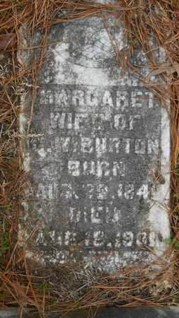 BURTON, MARGARET - Union County, Louisiana | MARGARET BURTON - Louisiana Gravestone Photos