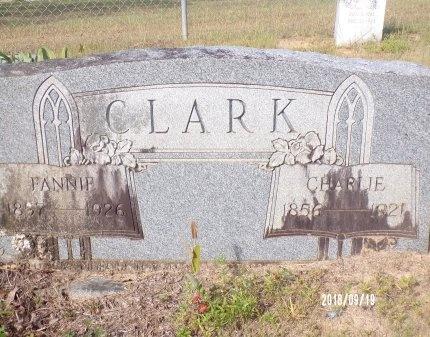 CLARK, CHARLIE - Union County, Louisiana | CHARLIE CLARK - Louisiana Gravestone Photos