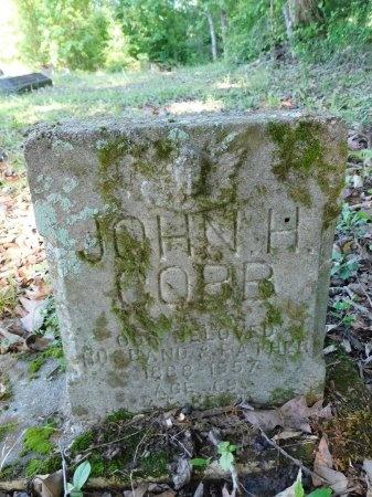 COBB, JOHN H - Union County, Louisiana | JOHN H COBB - Louisiana Gravestone Photos