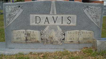 DAVIS, VALLIE - Union County, Louisiana   VALLIE DAVIS - Louisiana Gravestone Photos